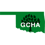 Green Country Healthcare Association logo